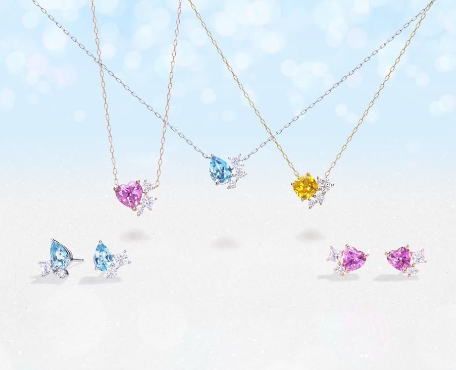 4℃の新作コレクションは、きらきら輝く夏の華やかさ♡_3
