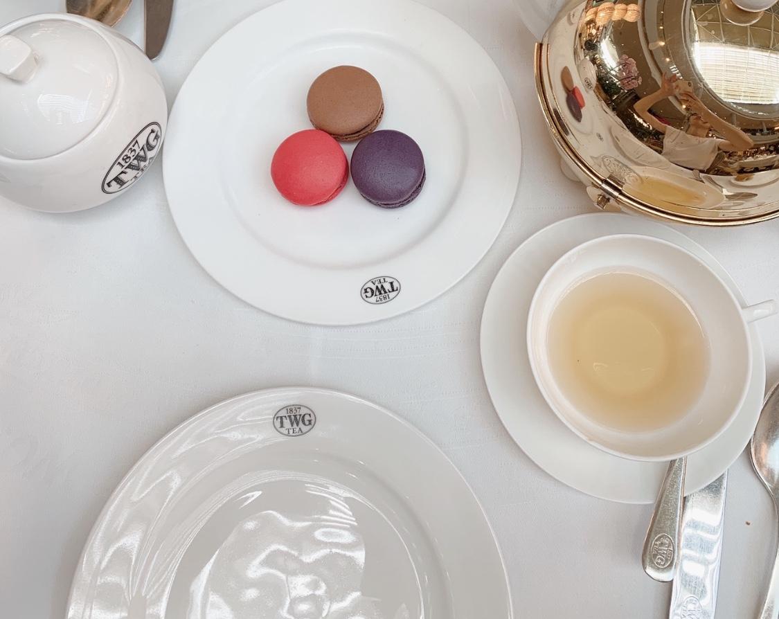 【シンガポール】紅茶が有名なTWG Tea on the Bay でランチ♪スイーツもフードも絶品【マリーナベイサンズ】_3