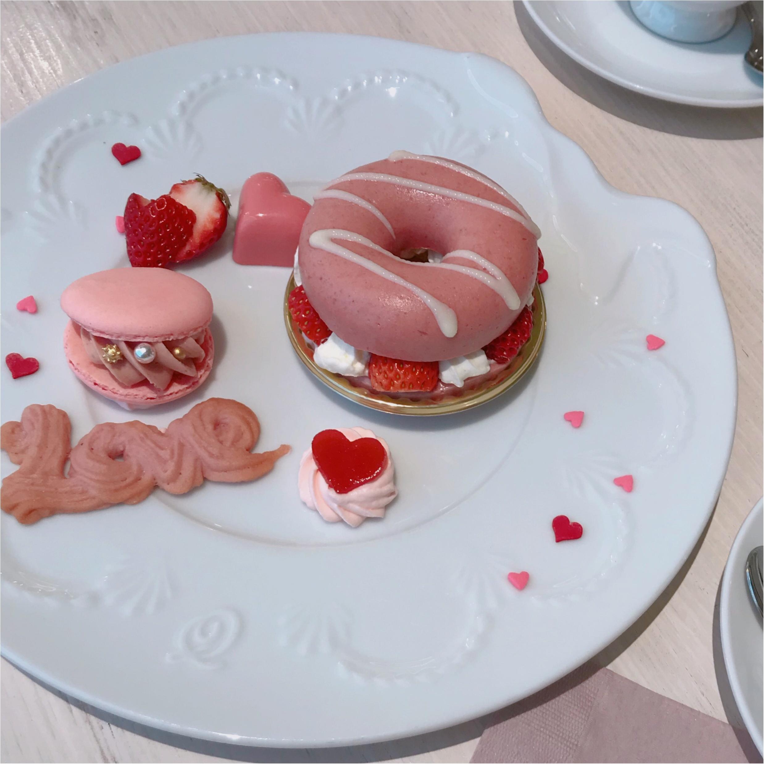バレンタイン限定❤︎表参道で食べる可愛すぎるスイーツ♡_2