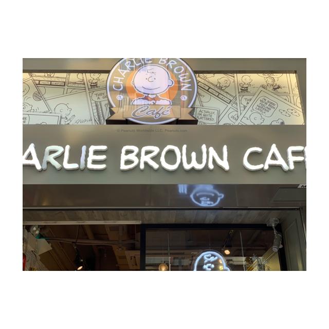 香港チャーリーブラウンカフェ!!_1