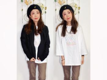 【オンナノコの休日ファッション】2020.10.30【うたうゆきこ】