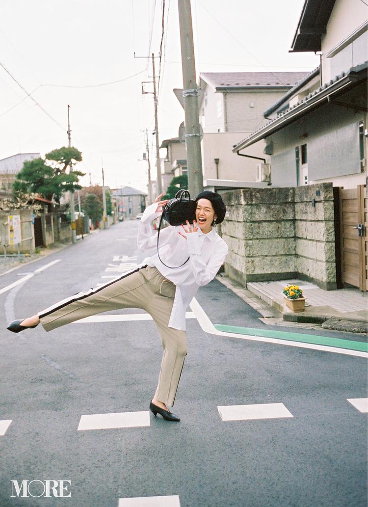 """今、佐藤栞里の私服が""""いい感じ""""なのにはワケがある♡_5"""