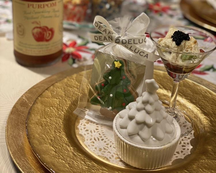 【♡クリスマスパーティー♡】丸鶏のローストに初挑戦♪_1