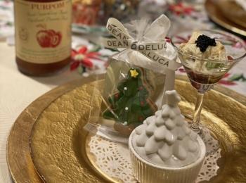 【♡クリスマスパーティー♡】丸鶏のローストに初挑戦♪