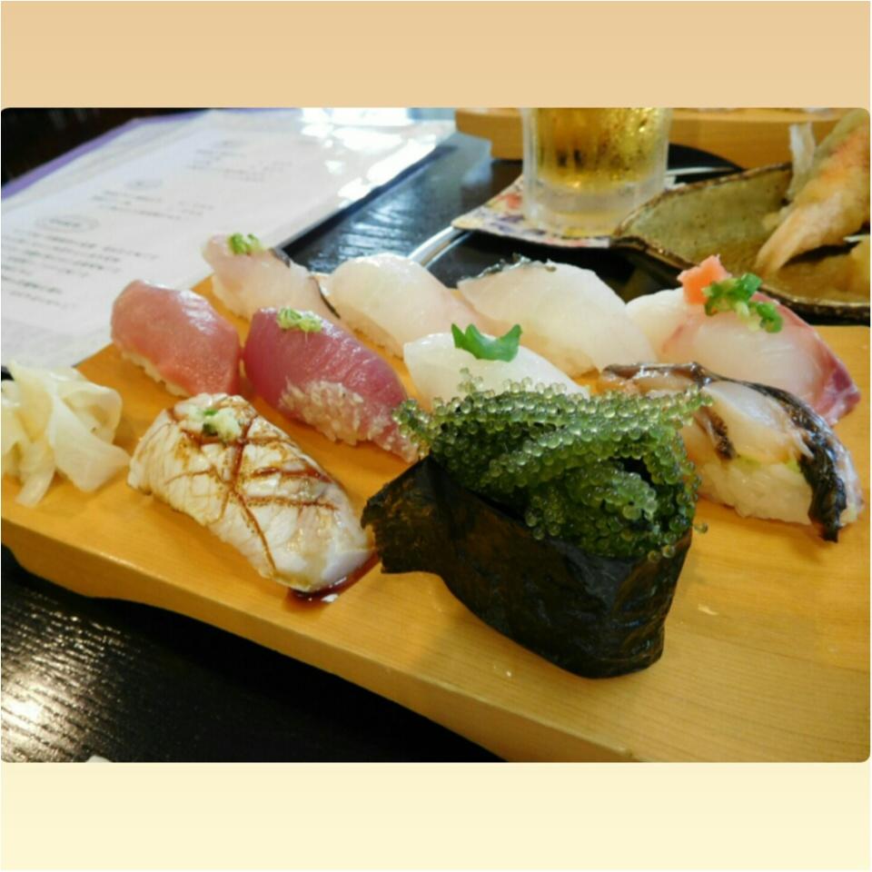 日本最西端のお鮨屋さんは絶品だった♡479ぱるるん_3