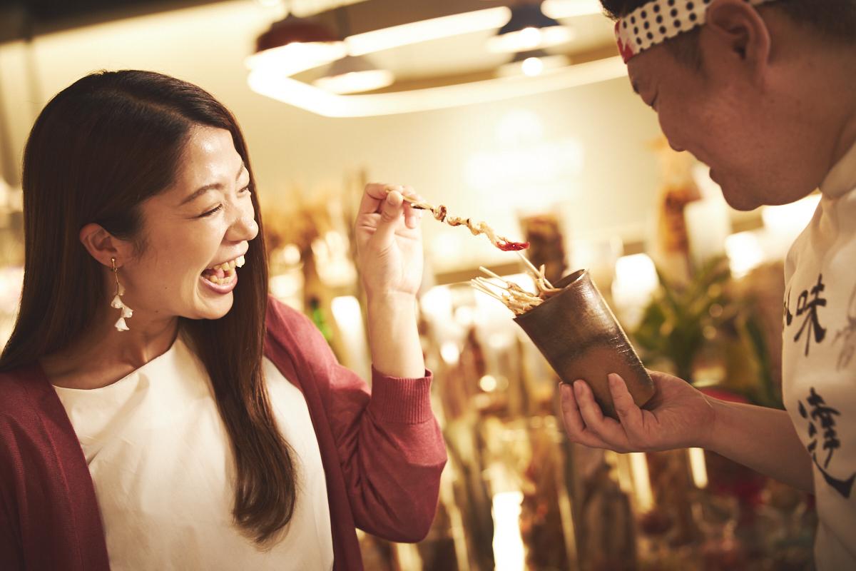【北海道女子旅】『星野リゾート OMO7 旭川』で限定開催! 「あさひかわ珍味酒場」で、珍味と地酒を楽しもう_2