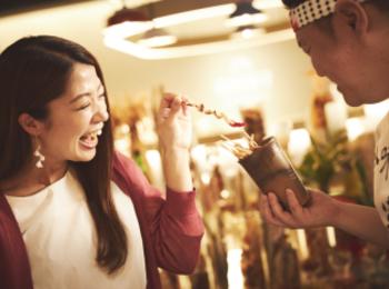 【北海道女子旅】『星野リゾート OMO7 旭川』で限定開催! 「あさひかわ珍味酒場」で、珍味と地酒を楽しもう