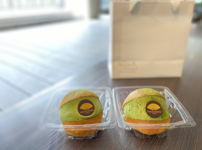 【今年のトレンドスイーツ】マンダリン オリエンタル東京のマリトッツォを食べてみた_6