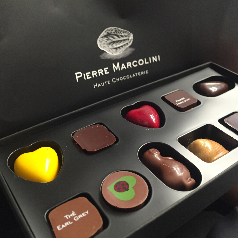 やっぱり美味しい!有名店のチョコレート!ピエールマルコリーニをティータイムのお供に♡_1