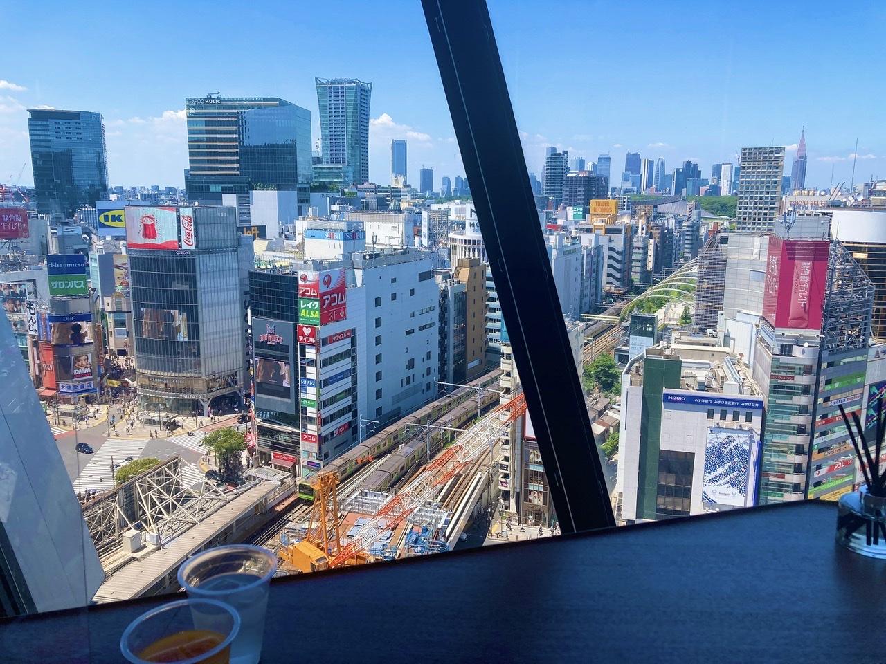 【渋谷でまったりするならココ!】TSUTAYA SHARE LOUNGEに行ってきた♡_1