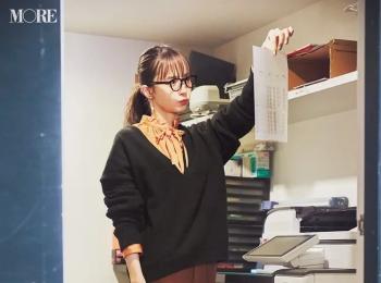 井桁弘恵が着回したパンツコーデをプレイバック!【今週のファッション人気ランキング】