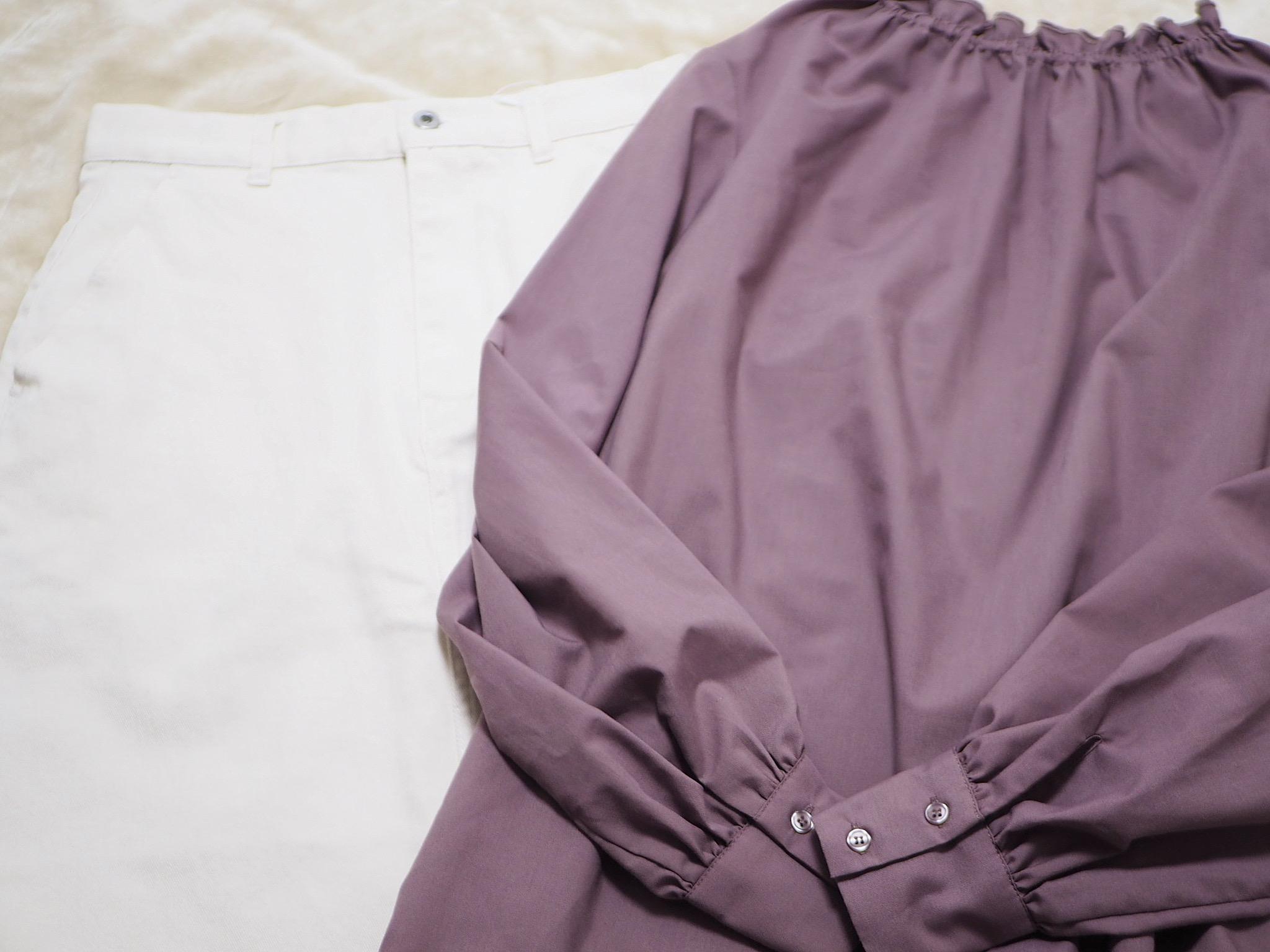 春コーデの救世主!【アーバンリサーチ】の《ホワイトデニムのタイトスカート》❃❃❃_3