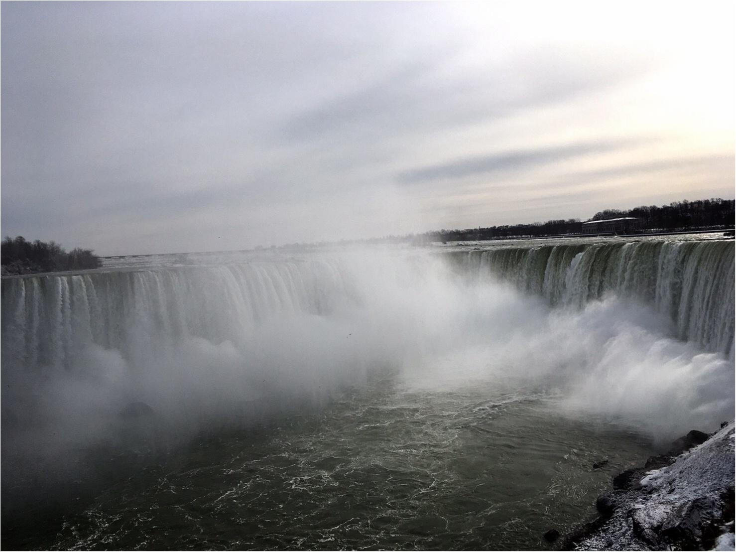 【現地レポート】大晦日は心洗われるナイアガラの滝へ_10