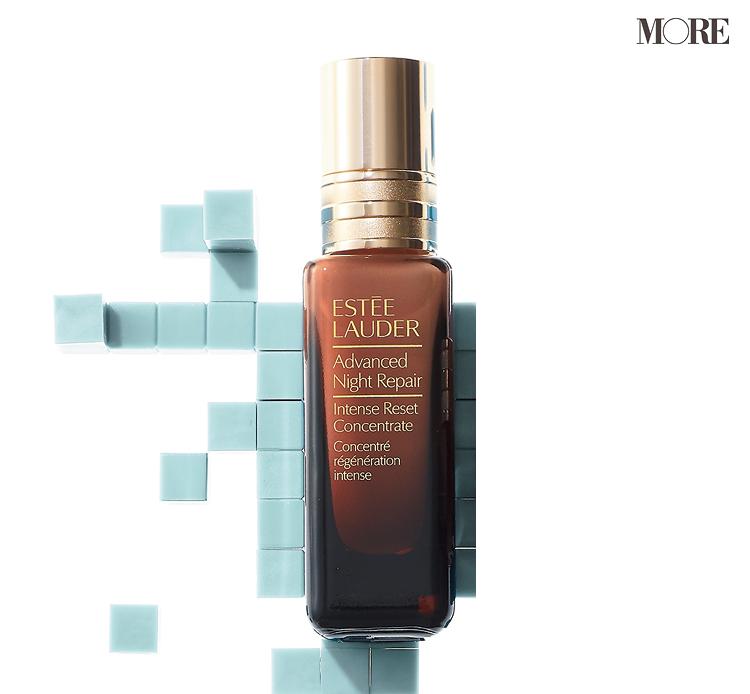 初めてのエイジングケアは『エスティ ローダー』の魔法の茶色の小瓶で! 乾燥などのダメージから肌を守り、うるおいを与えるベストセラー美容液!!_3