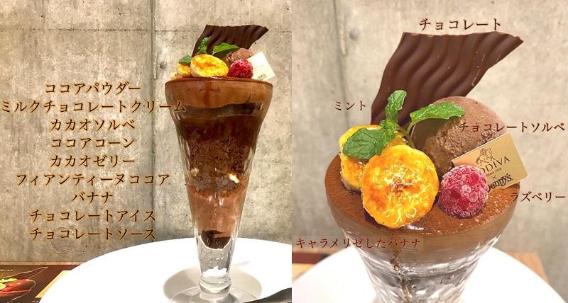 『デニーズ』×『ゴディバ』の初コラボは幸福度MAX! 「GODIVA チョコレート サンデー」など、全3品を食べてみた♡_3