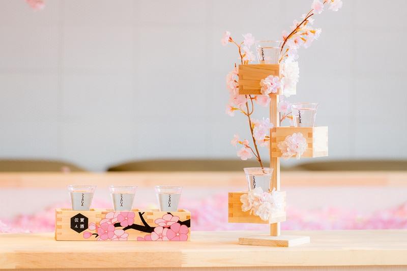 花びら120万枚の「桜プール」の中で乾杯! 表参道に「SAKURA CHILL BAR by 佐賀」登場。ブランド苺「いちごさん」も楽しめる♡【#桜 2019 15】_4