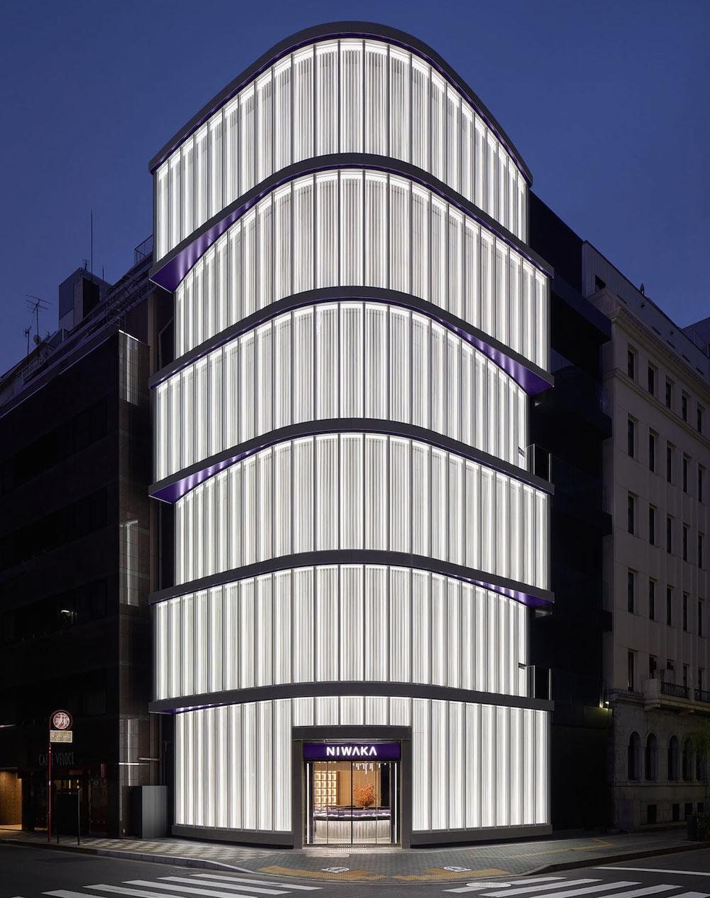 『NIWAKA』が銀座にフラッグシップストアをオープン! 「藤棚」をコンセプトにした美しい内装にうっとり♡_1