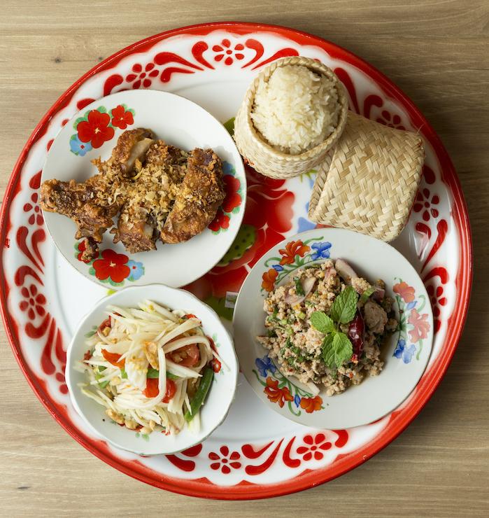 【本日9/13(水)代々木に日本初上陸!】ミシュラン一ツ星を獲得したタイレストラン『ソムタムダー』は、タイ料理好き必見のウマさです!_1_3