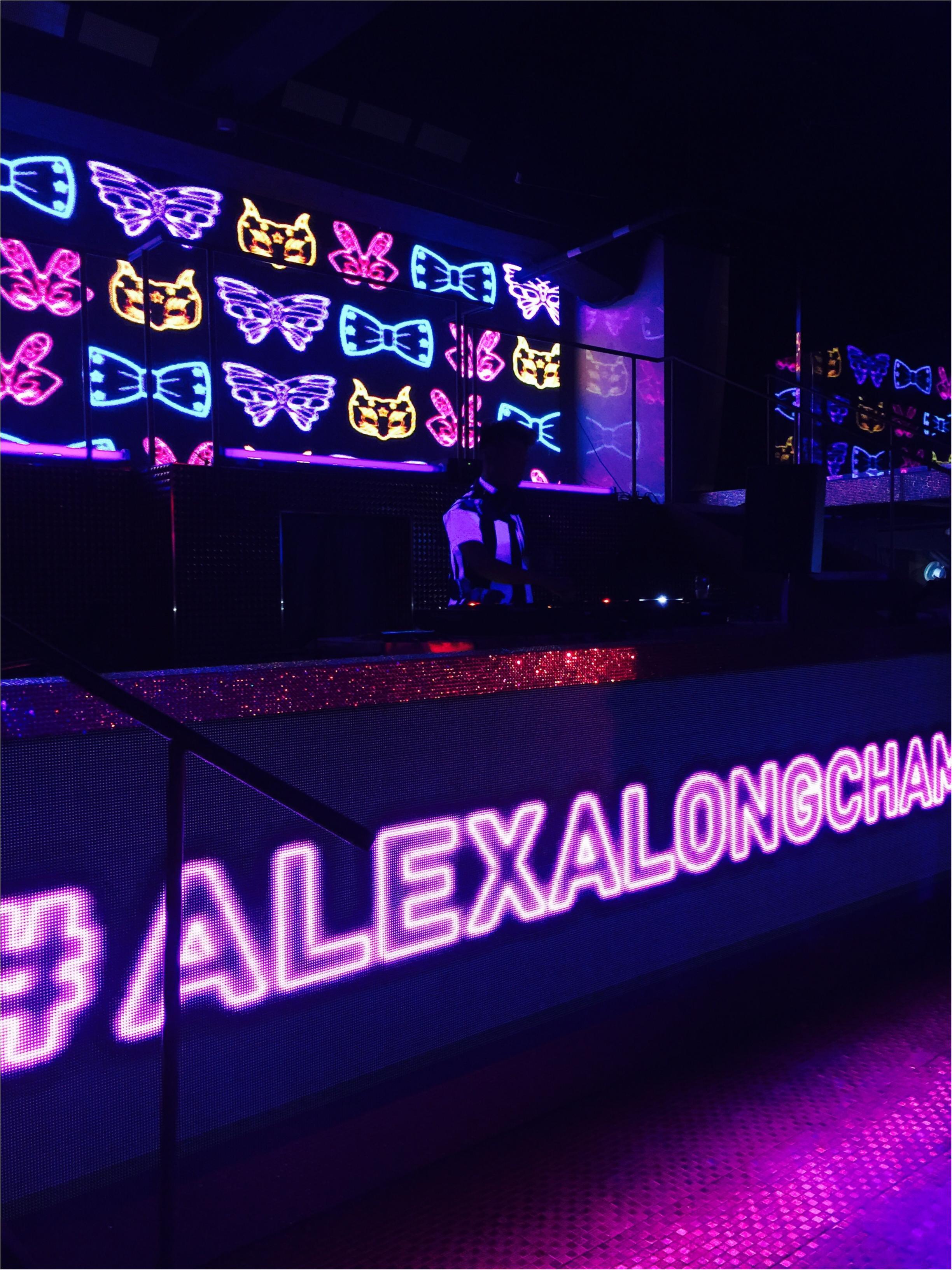 アレクサ チャンが可愛すぎた!@『ロンシャン』パーティー_1