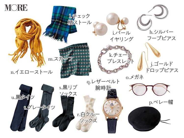 真冬から使える9着で「着回し連載」スタート!少しの買い足しと賢いアイデアで、春までずーーっとおしゃれに☆_5