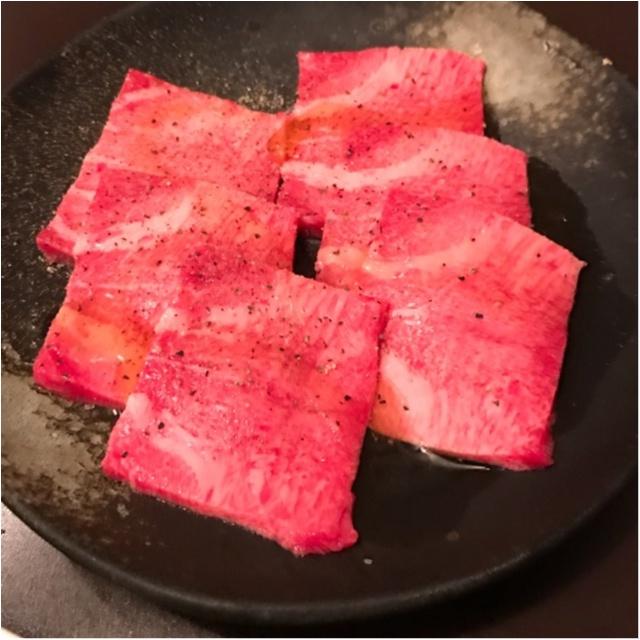 焼肉屋さんで#インスタ映え !?『バツマル東京』の肉ケーキでサプライズ女子会をしよう♡_3