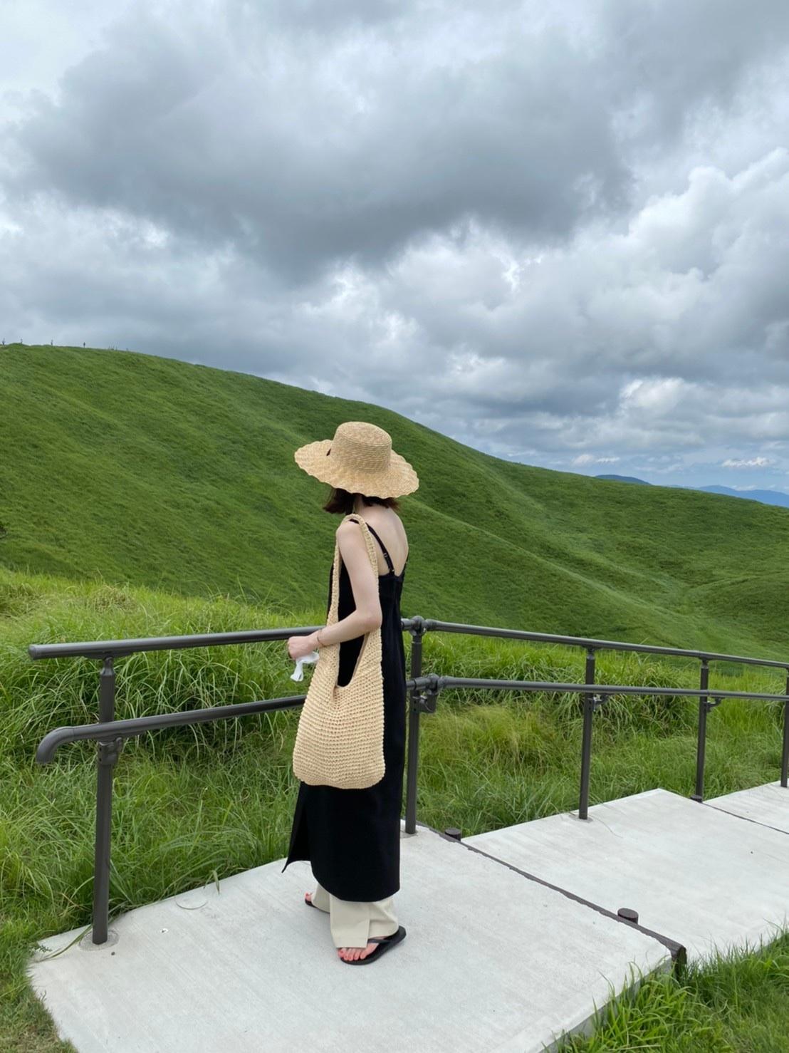 【プチプラ】夏に映える!カンカン帽_3