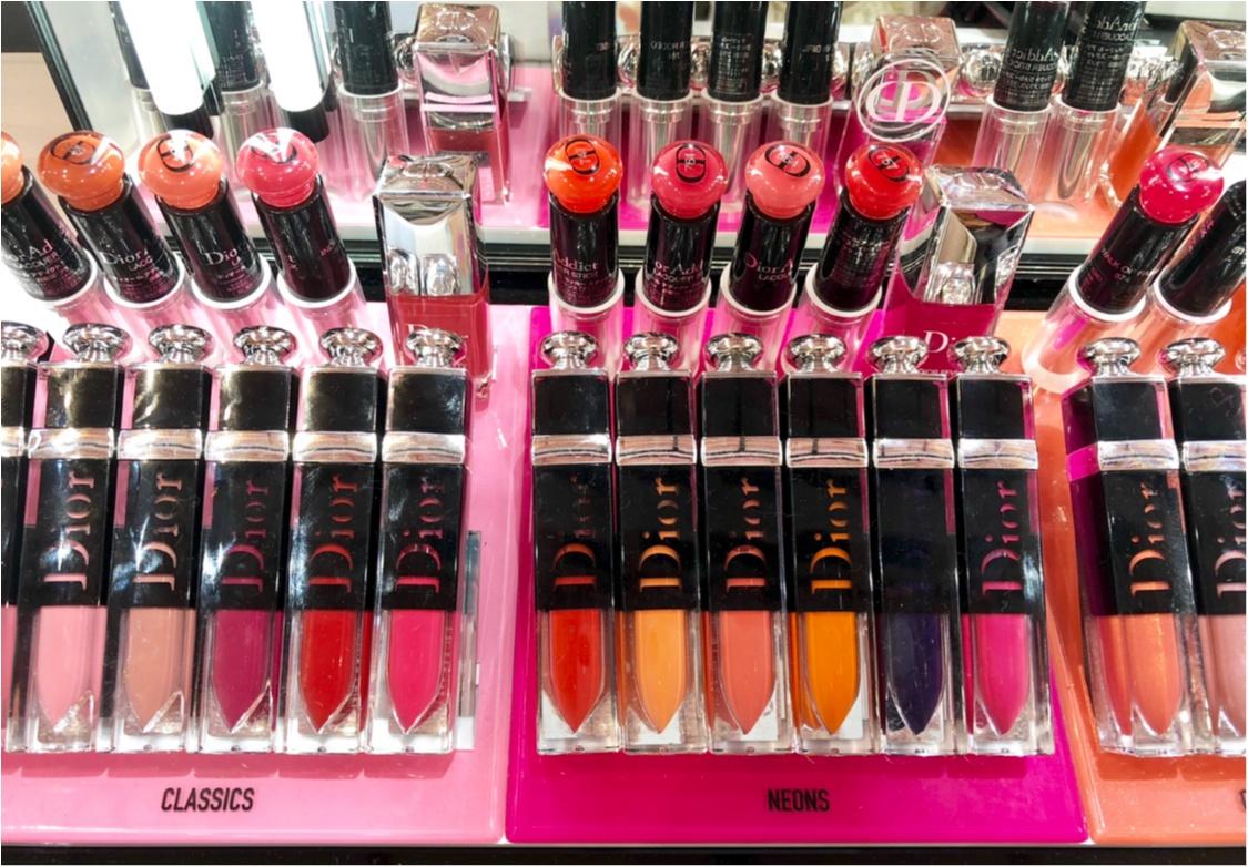 限定ノベルティや刻印も❤️【Dior addictラッカープランプ】発売記念イベントに行ってきました!_2