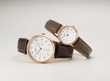 『アニエスベー』の新作時計は、手描き数字がおしゃれな「マルチェロ!」シリーズ