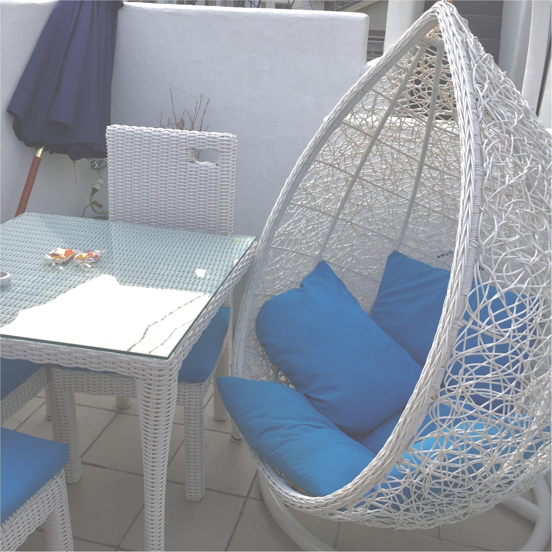 【江ノ島cafe】ホワイト×ブルーの地中海リゾートカフェ。晴れてる日はテラス席がおすすめ!!_3