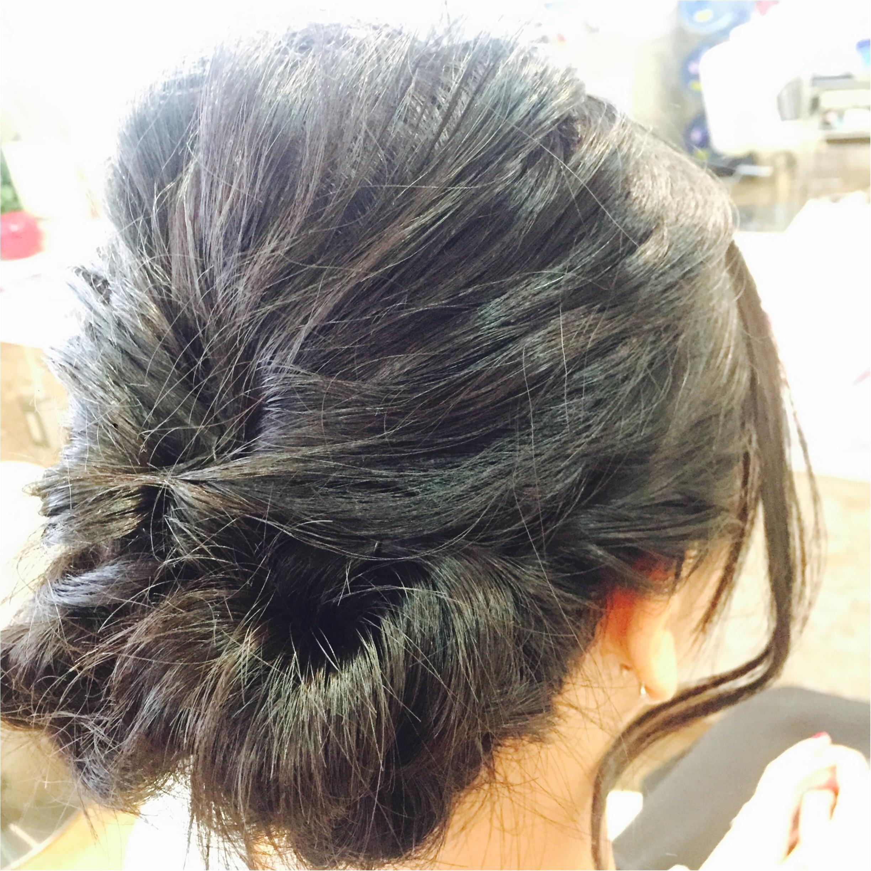 パーティー用ヘアーは流行を詰め込んで!美容師さんに聞いた流行三カ条♡【モアハピ部大女子会】_2