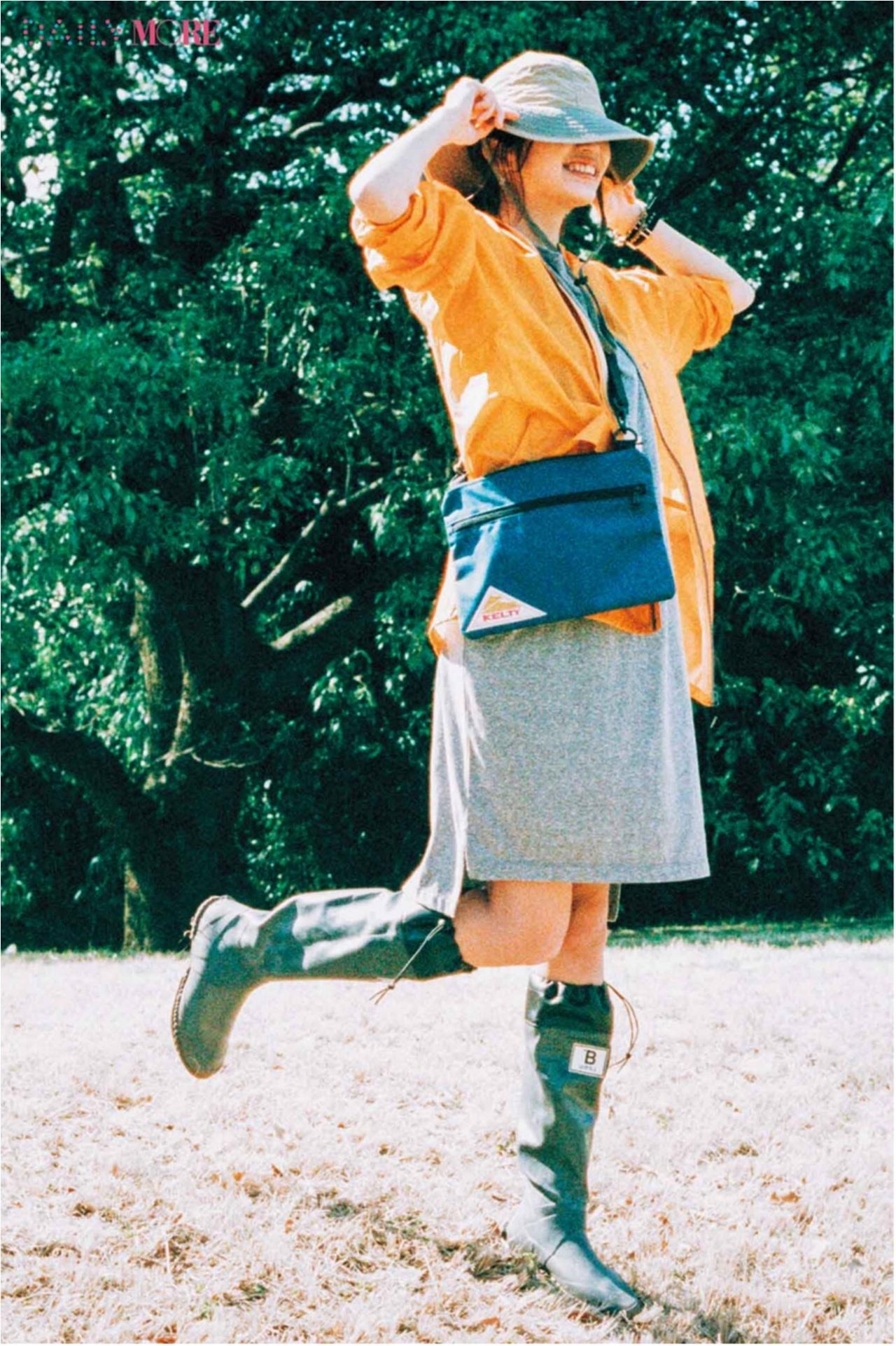 """""""年上・年下・同世代""""モア男子が選ぶ! 超私的「雨の日デートで着てほしい」ベストコーデ☆【5月の今日のオススメ♥コーデ大賞!】_3"""