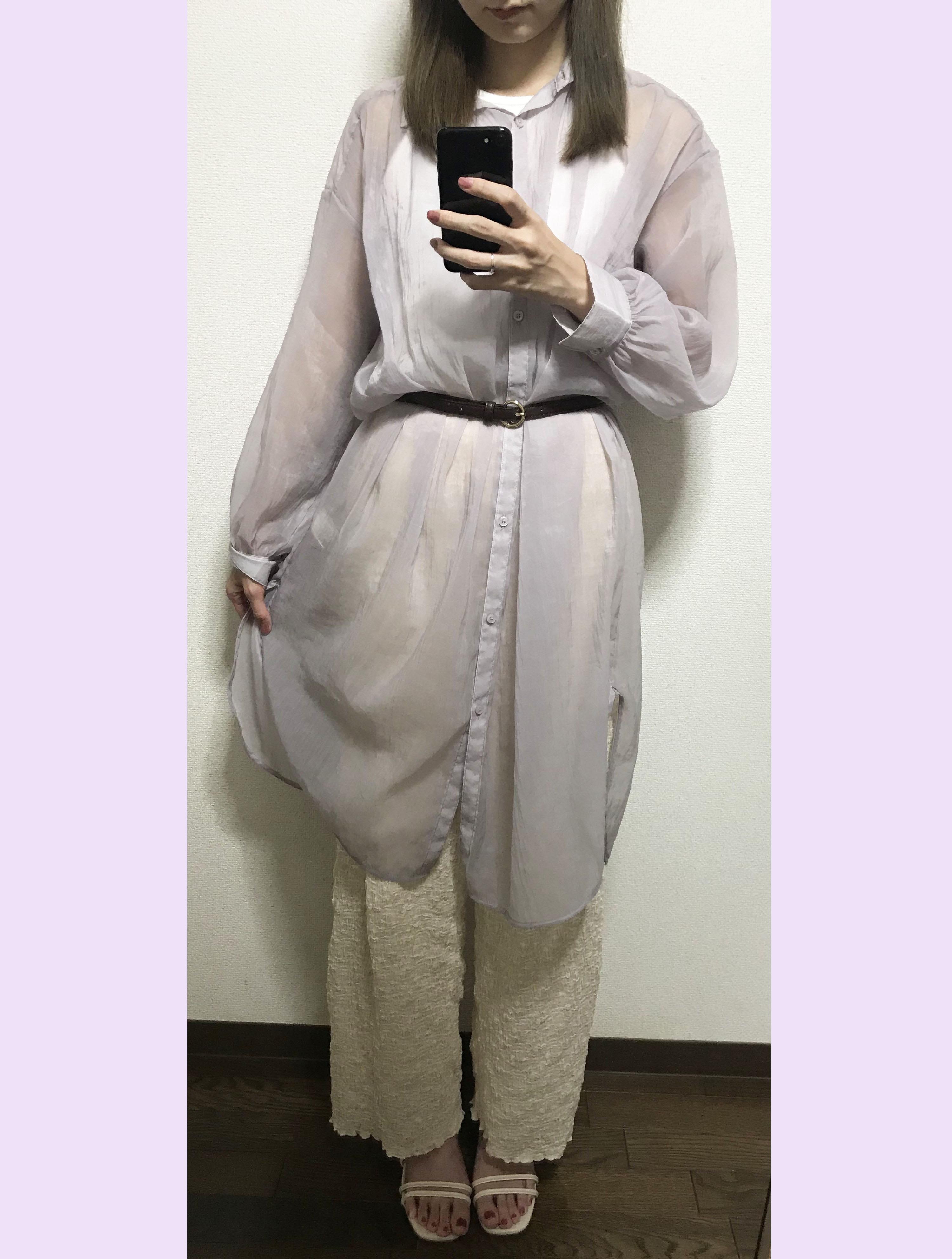 乾ひかり(「52ヘルツのクジラたち」をイメージした服を着用)01