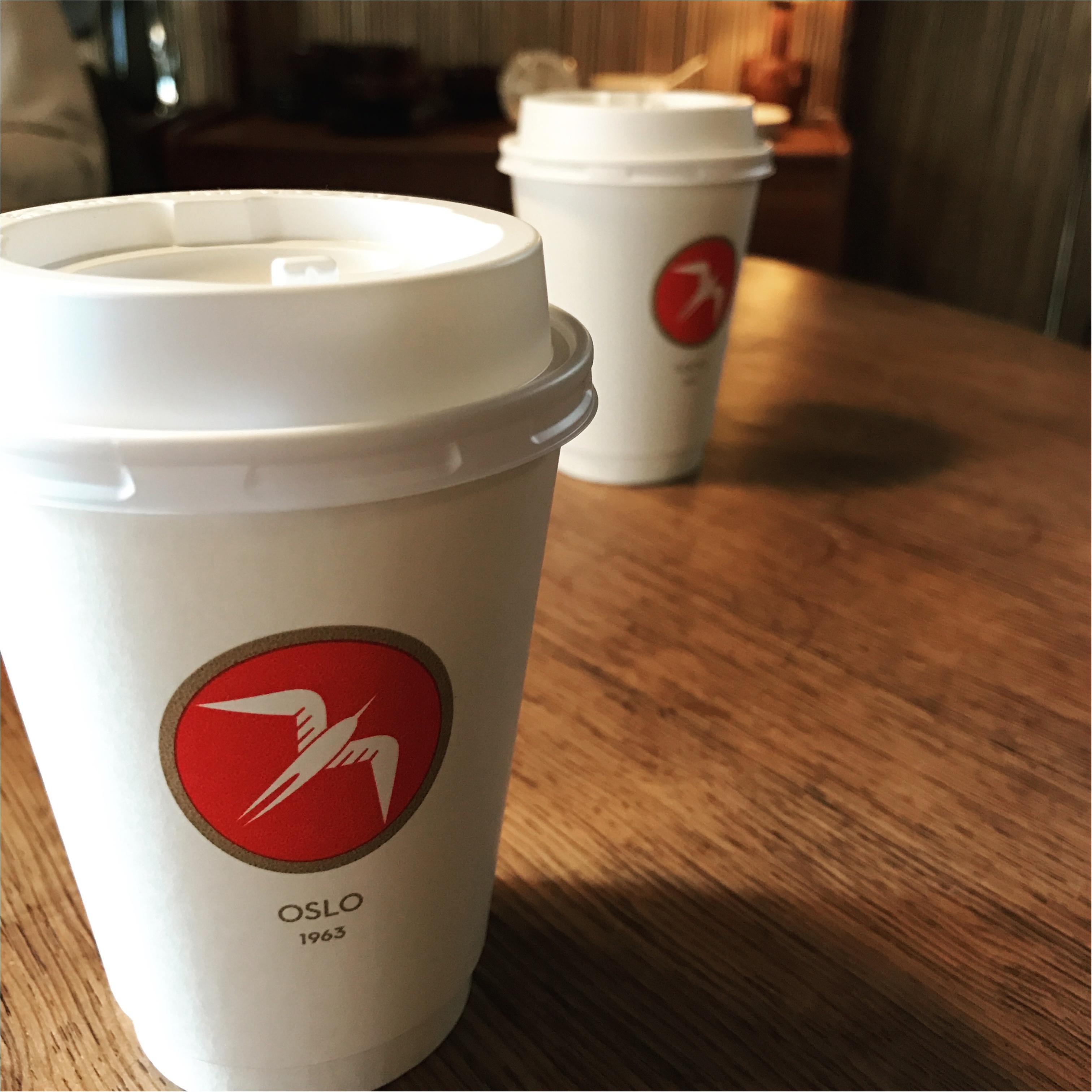 【cafe time】オスロから初の海外出店!Fuglen Tokyoのコーヒーが素敵!_1