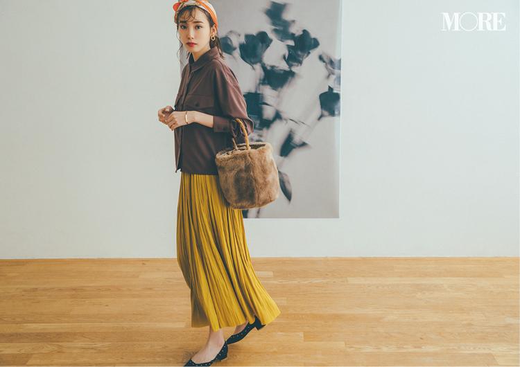シャツジャケットコーデ特集《2019秋》-  この秋のトレンドNo.1! 20代におすすめのレディースコーデ_16
