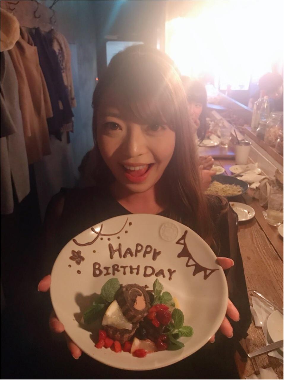 """《祝25歳!》みなさんにお祝いしていただきました♡!!""""写真大量です☆""""_13"""