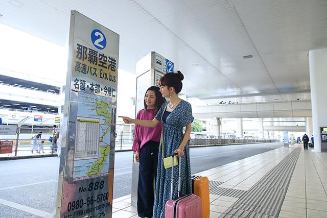 【沖縄女子旅】車なしでOK。バスとモノレールでめぐる1泊2日! 水族館・海・カフェなど人気スポット制覇のおすすめコース、教えます_1