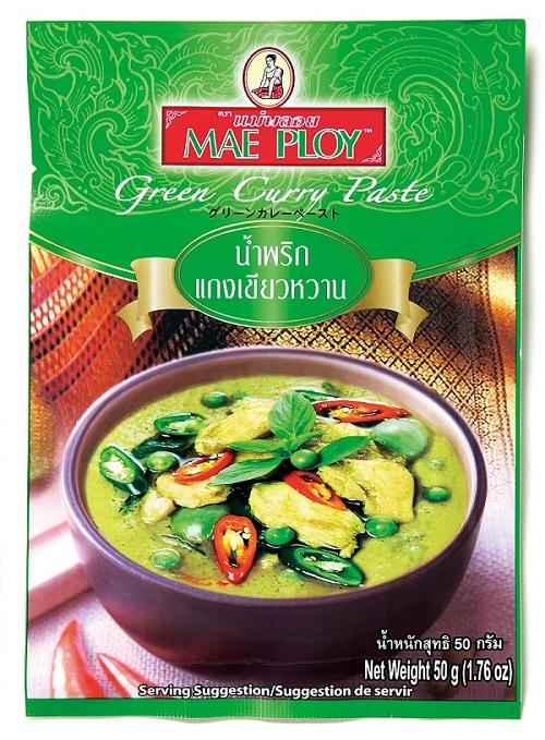 『カルディ』のおすすめアジア料理「メープロイ グリーンカレーペースト」