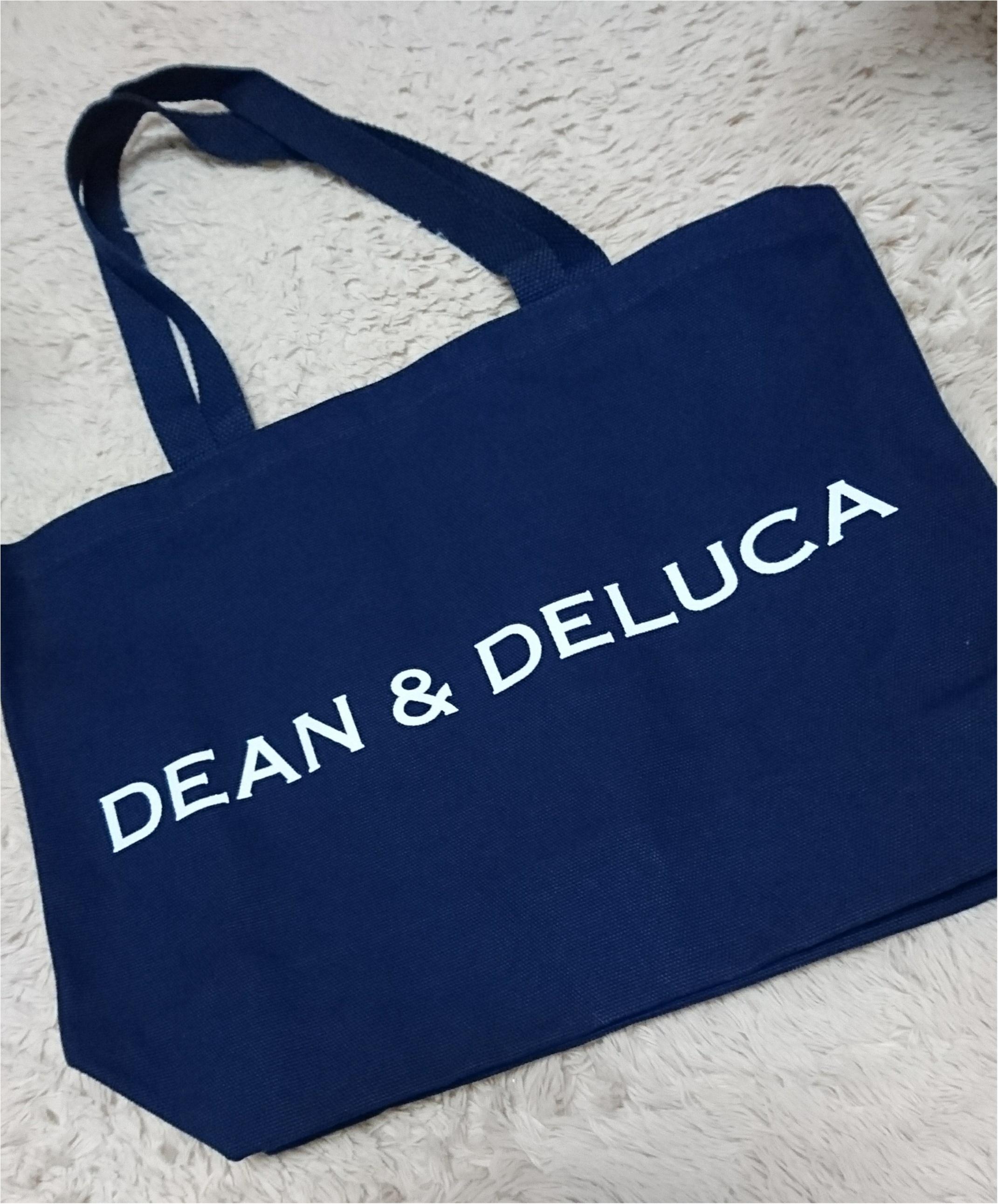 DEAN&DELUCAのチャリティートートがかわいい♡_2