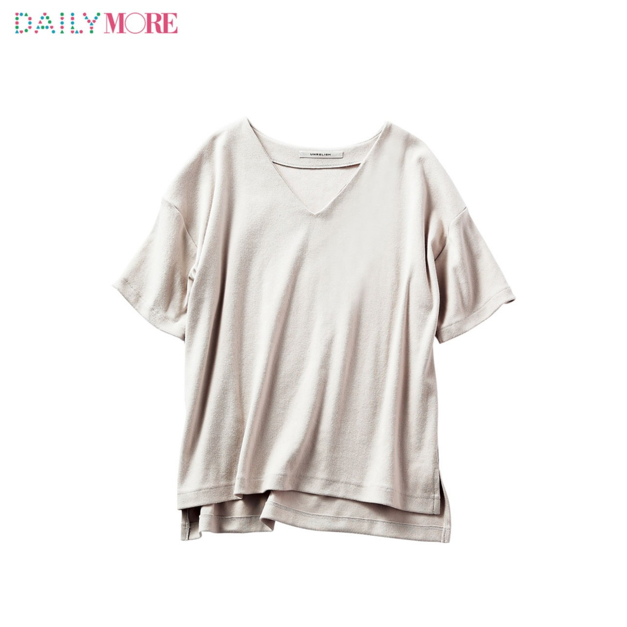 """Tシャツでお仕事行けちゃうの!? """"きちんと見え""""して旬もアピールできる「ベージュのTシャツ」で通勤しよ!_1"""