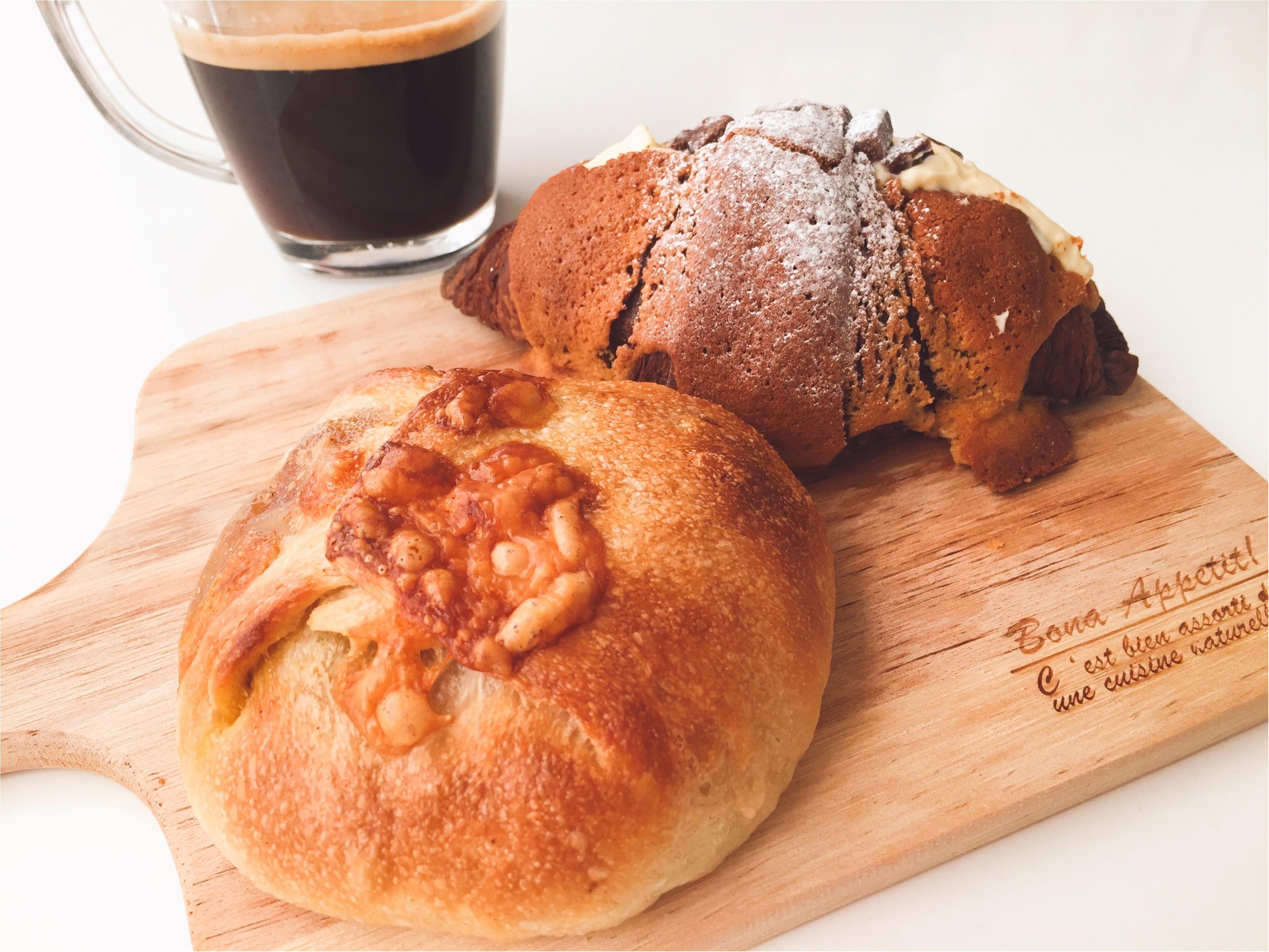 東京の美味しいパン屋巡り〜焼きチーズカレーパンと言えば?〜_3
