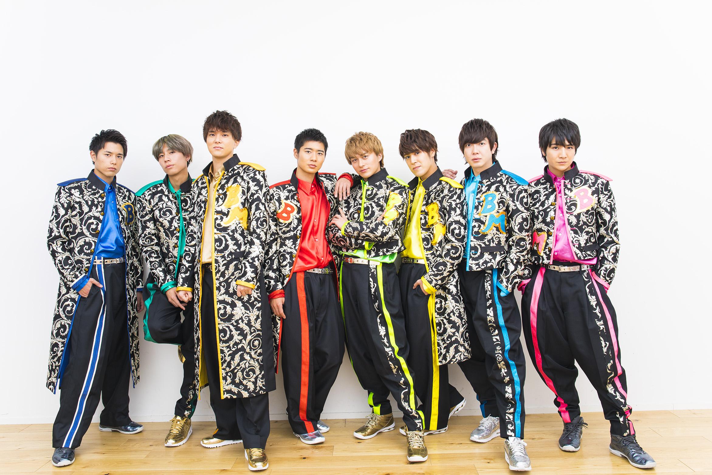 名古屋発エンターテイメント集団・BOYS AND MEN