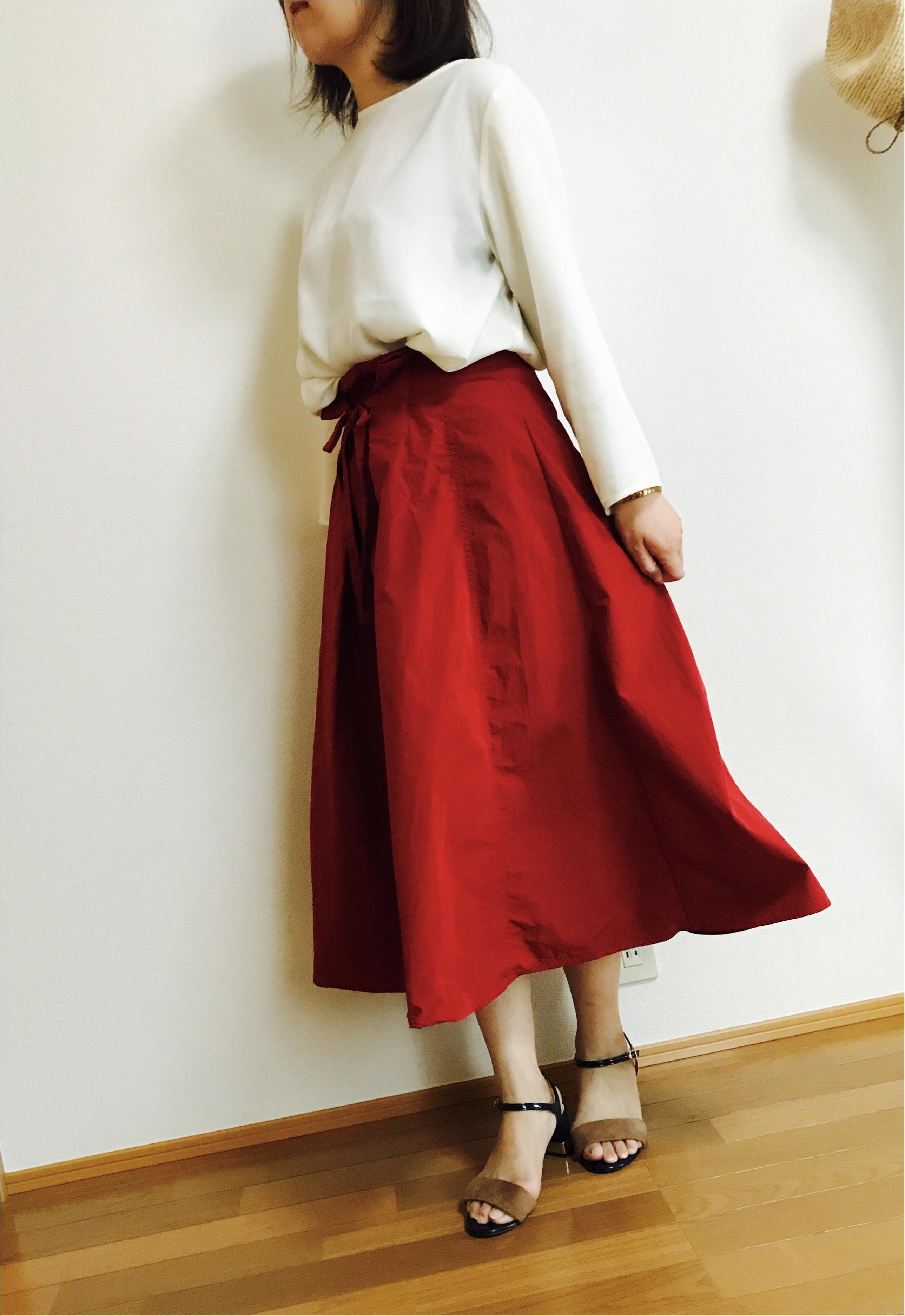 【index】2wayで着られる《リボン付きフレアスカート》着回しやすさ◎です!_6