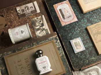 『オフィシーヌ・ユニヴェルセル・ビュリー』がルーブル美術館とコラボ! 作品にインスパイアされた香りを楽しんで