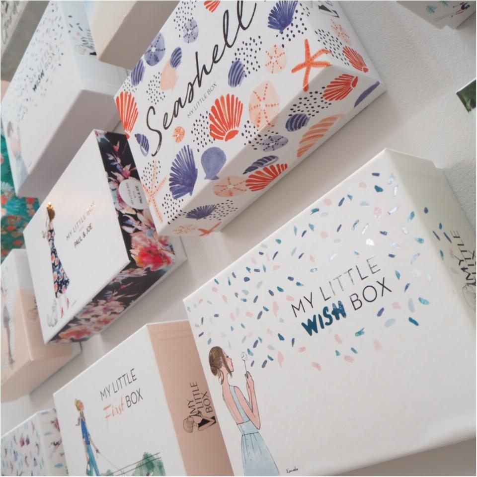 【evian & My Little Box】コラボイベントへ行ってきました♡_1