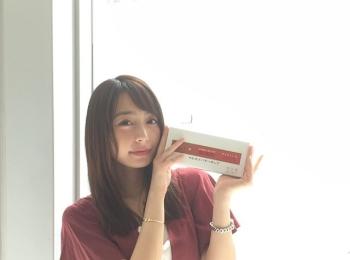 アナウンサーの宇垣美里さん、インタビュー時の凛とした語り口とのギャップに思わずキュン♡【撮影のオフショット】