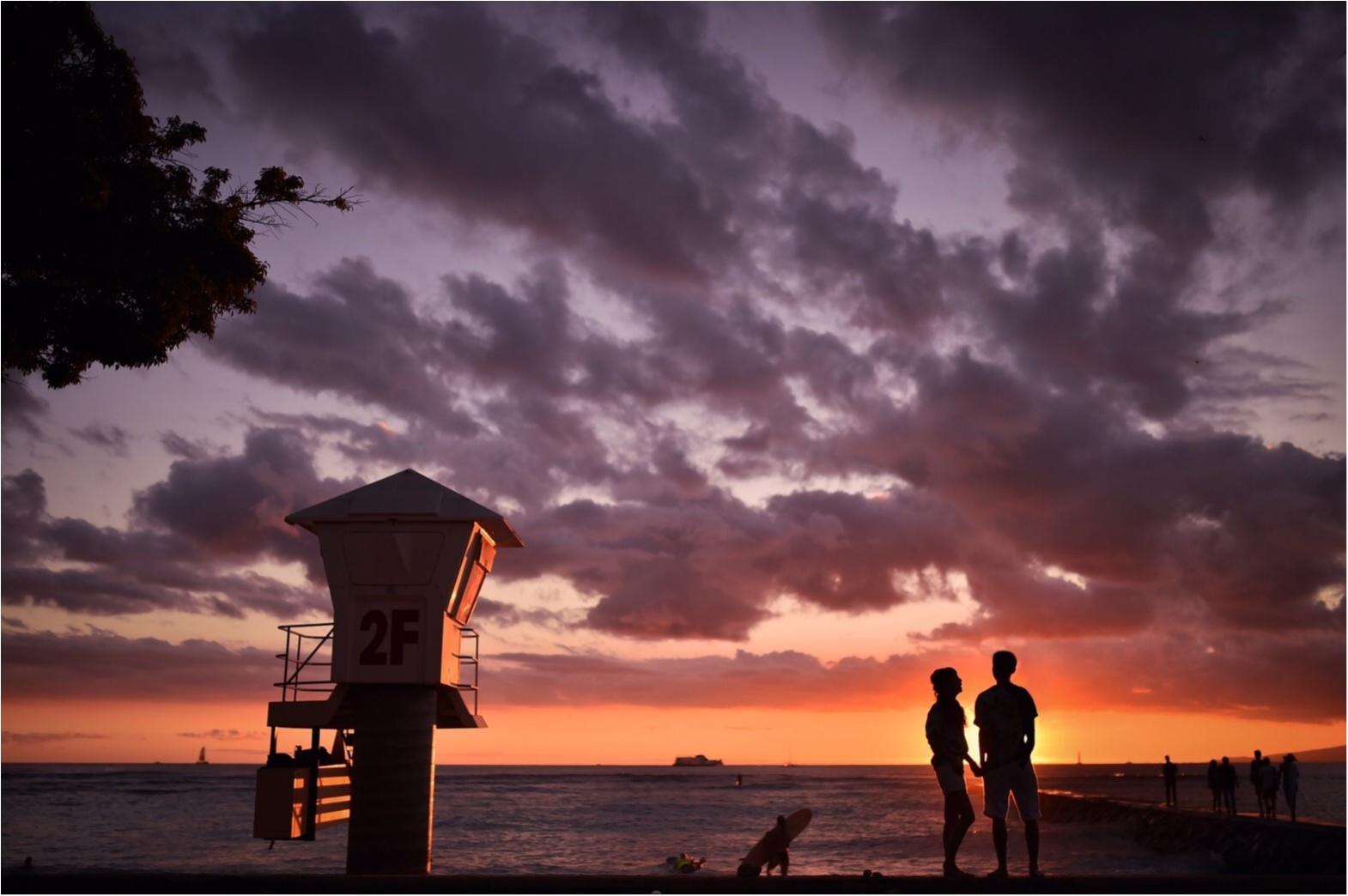 【プレ花嫁さん必見】ハワイでウェディングフォト撮影-SNS映えもバッチリのサンセットおすすめスポット編-_9