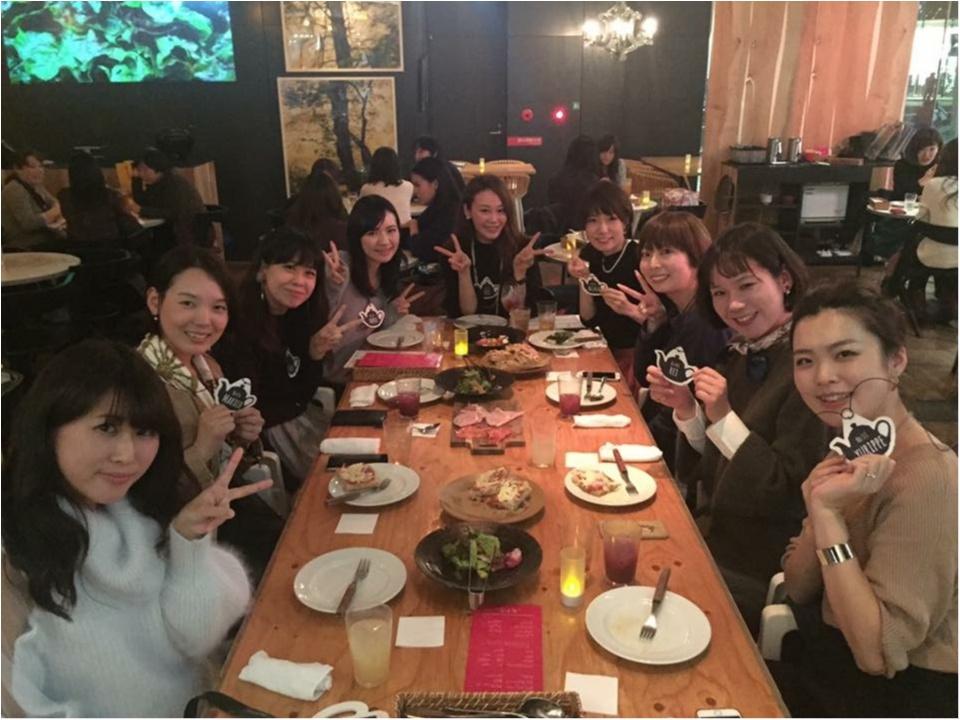 関西モアハピ部女子会♡大阪・都会の真ん中で乾杯☆_2