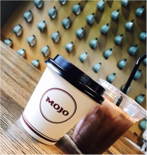 カップのかわいさが話題!【神楽坂】のフォトジェニックなカフェ《MOJO Coffee》に行ってきました♡_4
