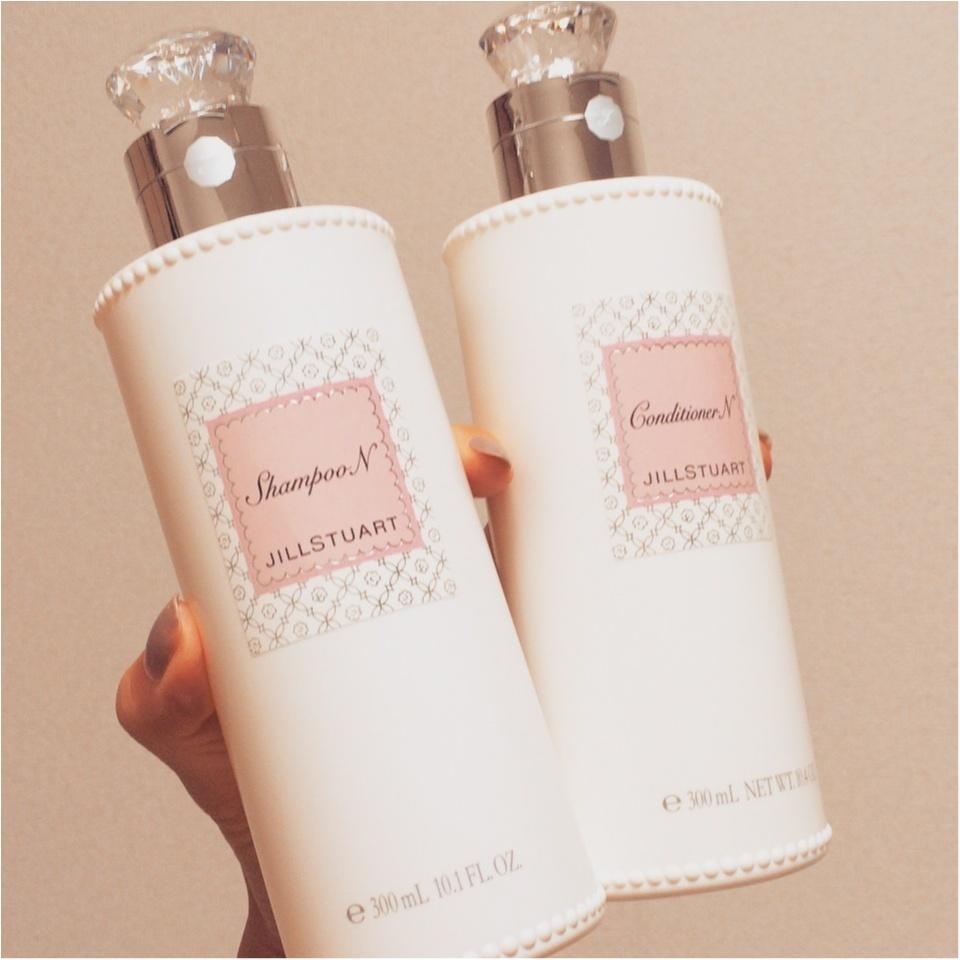 イイオンナはシャンプーの香りがする!♡最近お気に入りのJILL  STUARTのシャンプー&コンディショナー♡_1