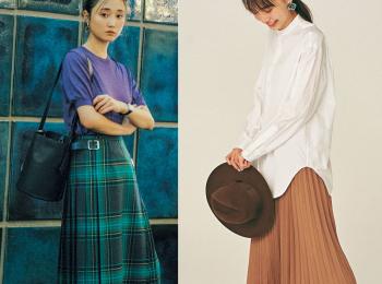 27度前後の日に着たい秋コーデ《2019年版》| 20代レディースファッション